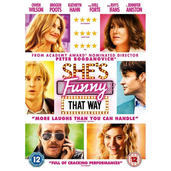 Shes Funny That Way DVD