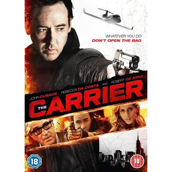 The Carrier DVD