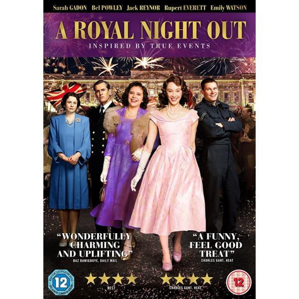 A Royal Night Out DVD