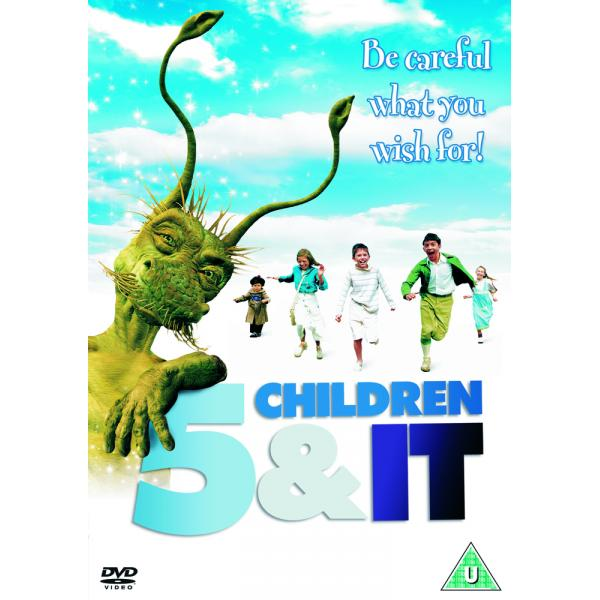 5 Children & It DVD
