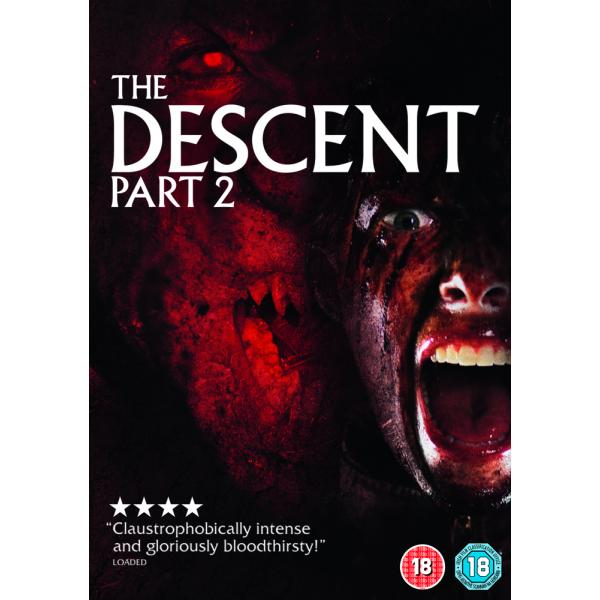 The Descent - Part 2 DVD