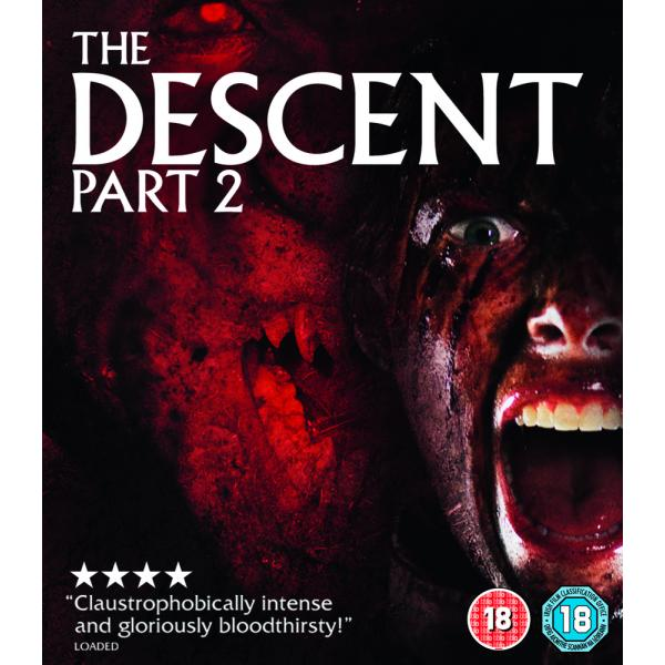 The Descent - Part 2 Blu-Ray