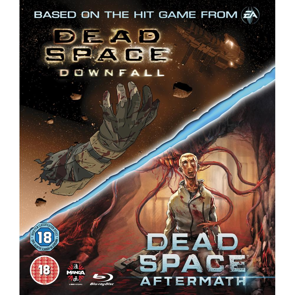 Dead Space Downfall Dead Space Aftermath Blu Ray Deff Com