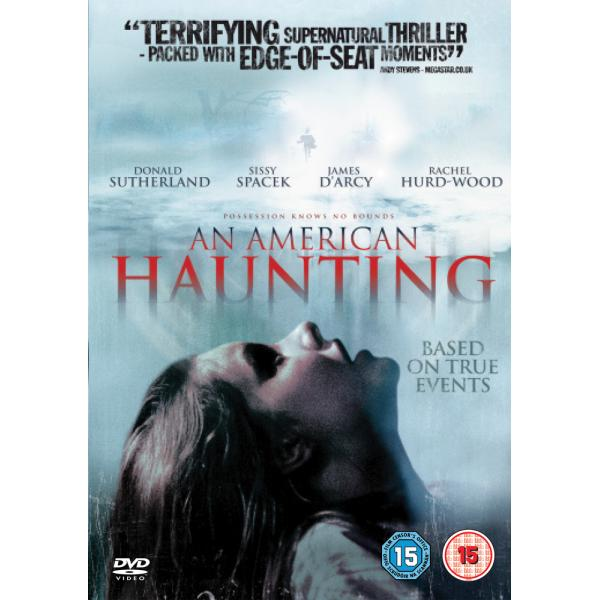 An American Haunting DVD