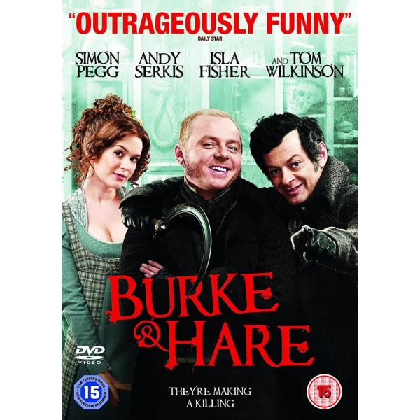 Burke And Hare DVD