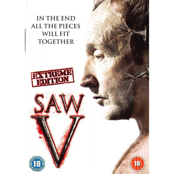 Saw V - Extreme Edition DVD
