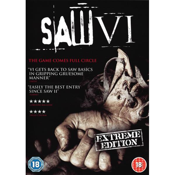 Saw VI - Extreme Edition DVD