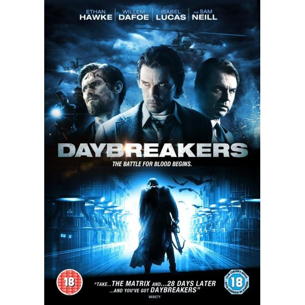 Daybreakers - Unseen Edition DVD