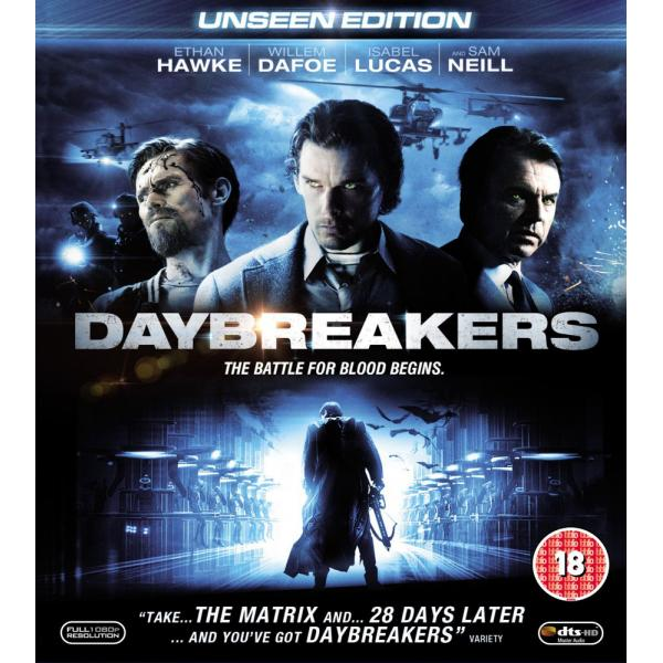 Daybreakers - Unseen Edition Blu-Ray