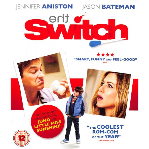 The Switch Blu-Ray