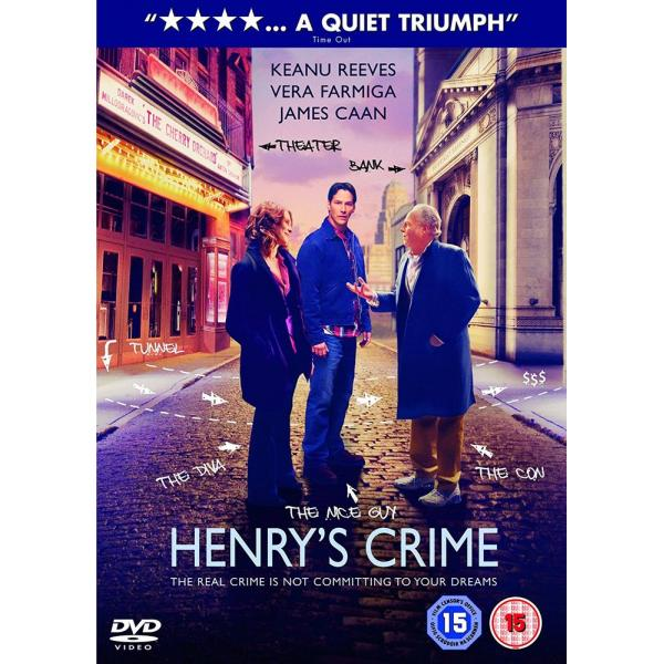 Henrys Crime DVD