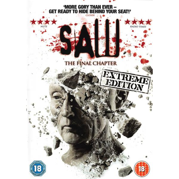 Saw VII - The Final Chapter - Extreme Edition DVD