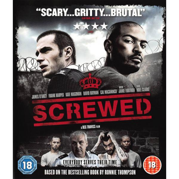 Screwed Blu-Ray