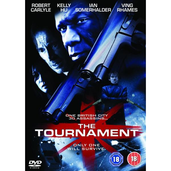 The Tournament DVD