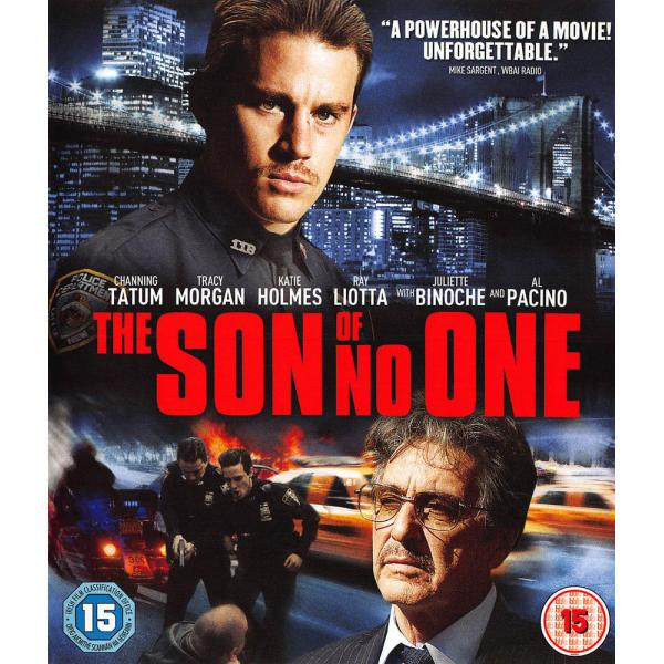 The Son Of No One Blu-Ray