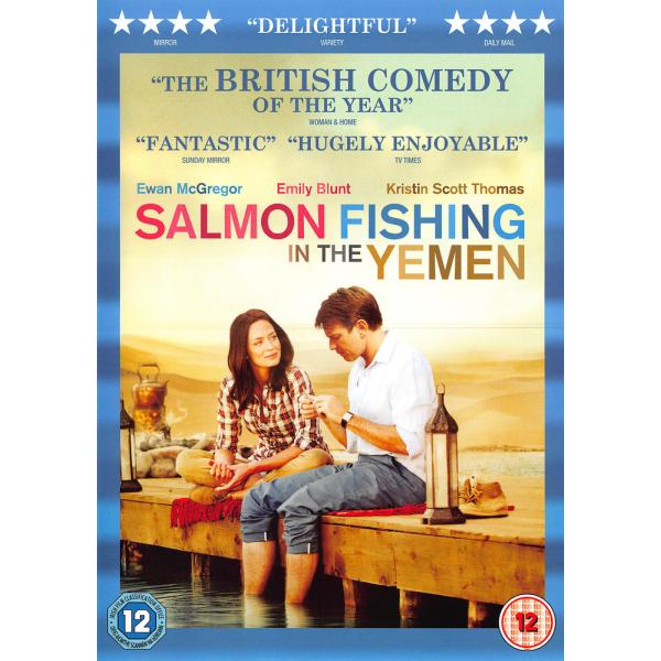 Salmon Fishing In The Yemen DVD