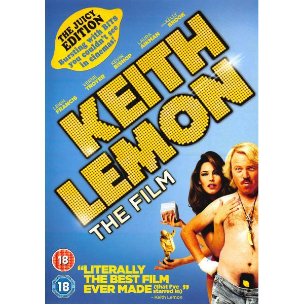 Keith Lemon - The FIlm DVD