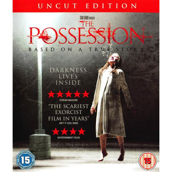 The Possession - Uncut Edition Blu-Ray