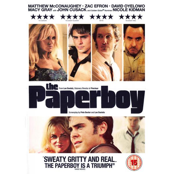 The Paperboy DVD