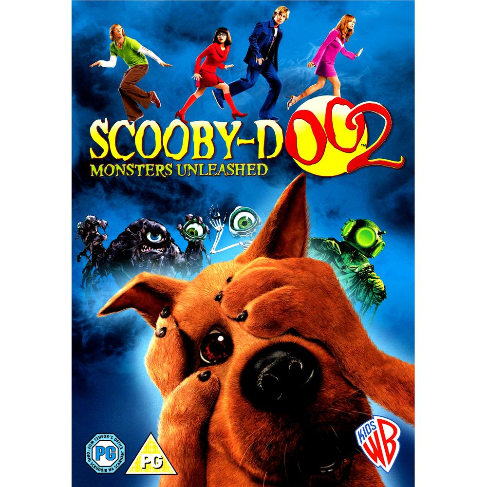 Scooby Doo 2 Monsters Unleashed Dvd Deff Com