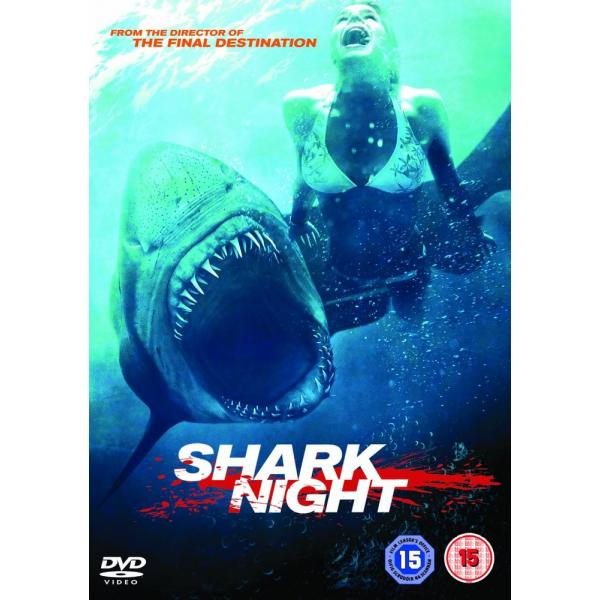 Shark Night DVD