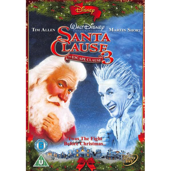 The Santa Clause 3 - The Escape Clause DVD