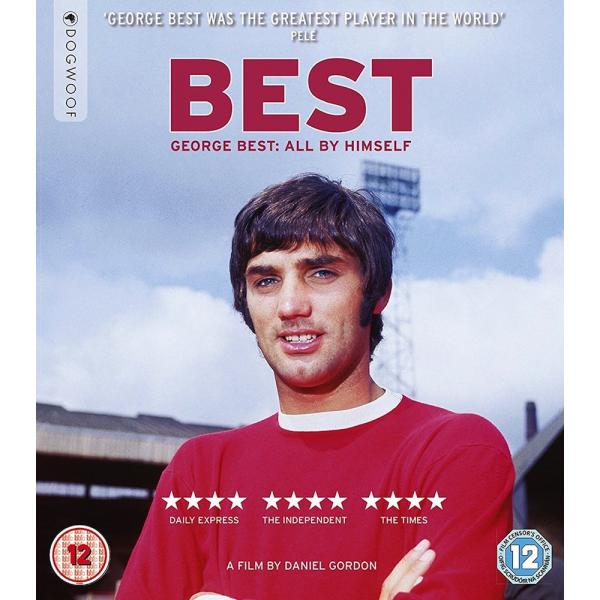 George Best - All By Himself Blu-Ray