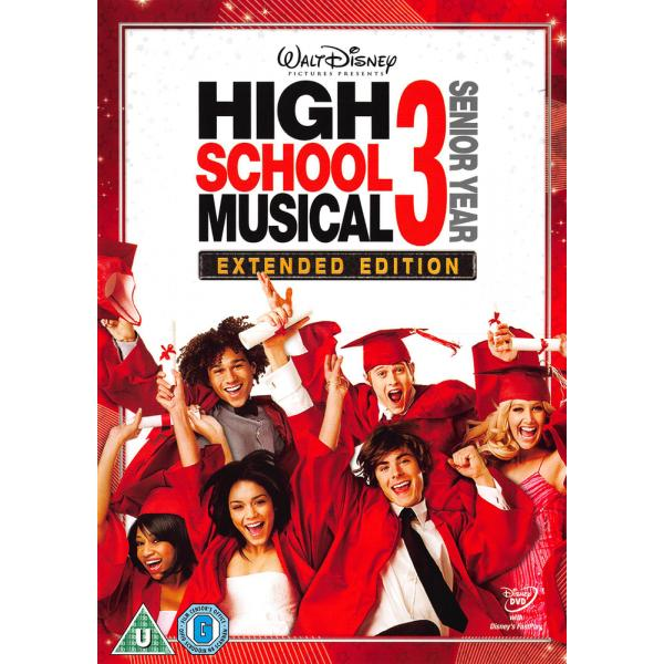 High School Musical 3 - Extended Edition DVD