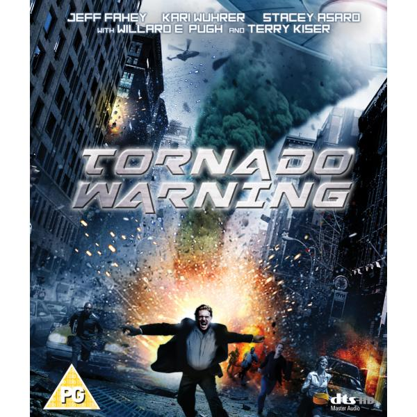 Tornado Warning Blu-Ray