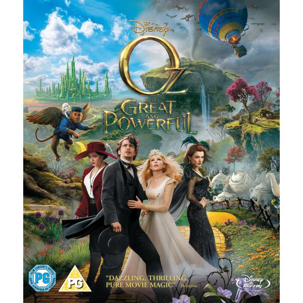 Oz - The Great And Powerful Blu-Ray