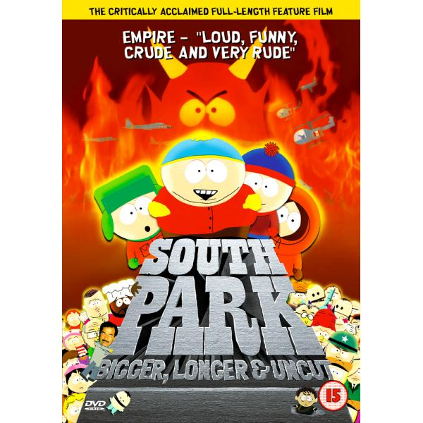 South Park - Bigger, Longer & Uncut DVD