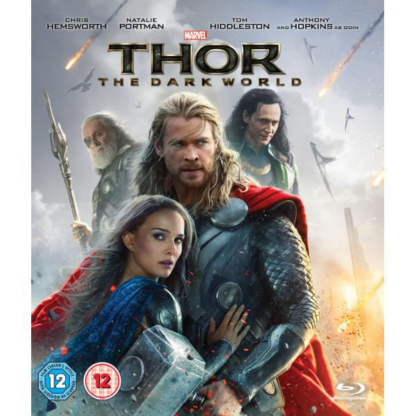 Thor - The Dark World Blu-Ray