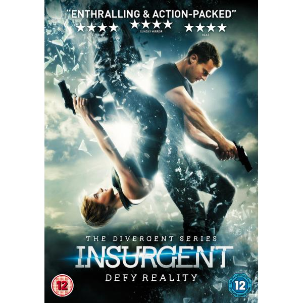 The Divergent Series - Insurgent DVD