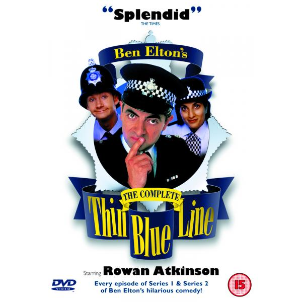 Thin Blue Line Series 1 to 2 Complete Collection DVD