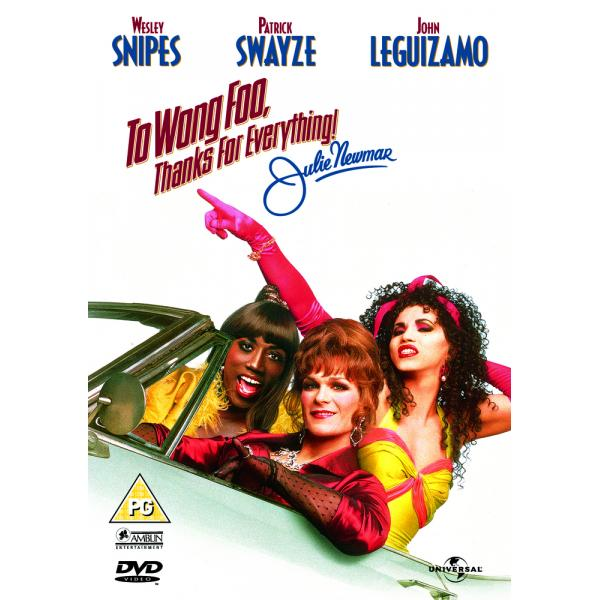 Too Wong Foo, Thanks For Everything! Julie Newmar DVD