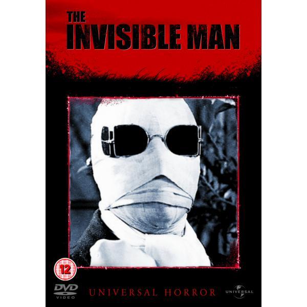 The Invisible Man - 1933 DVD