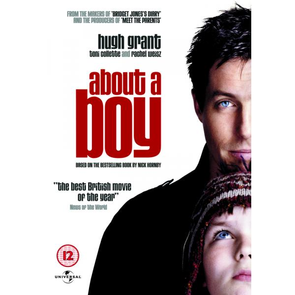 About A Boy DVD