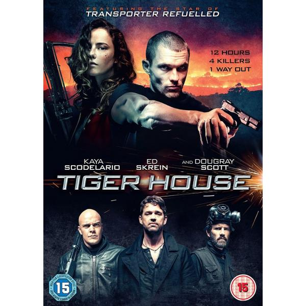 Tiger House DVD