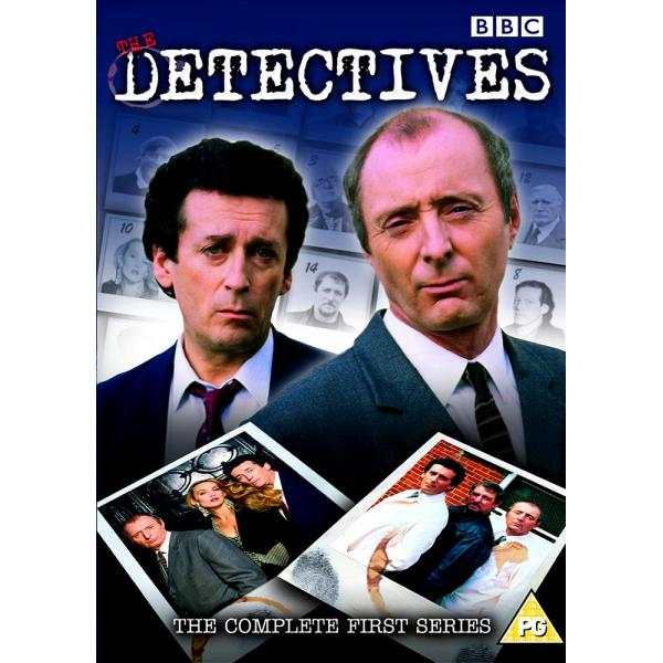 The Detectives Series 1 DVD