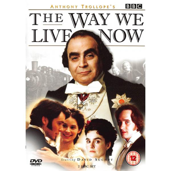 The Way We Live Now - The Complete Mini Series DVD