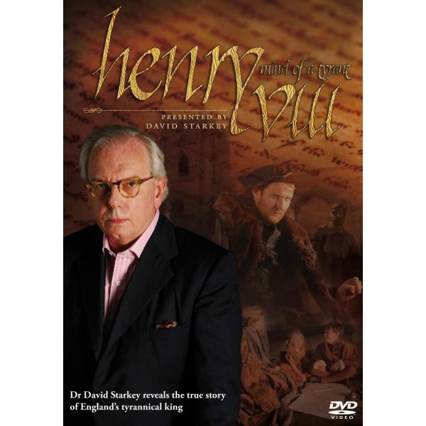 Henry VIII - Mind Of A Tyrant DVD