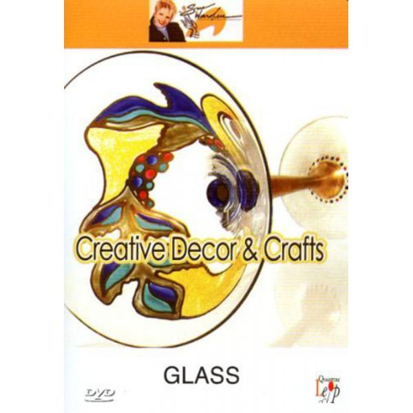 Creative Decor & Crafts Glass DVD