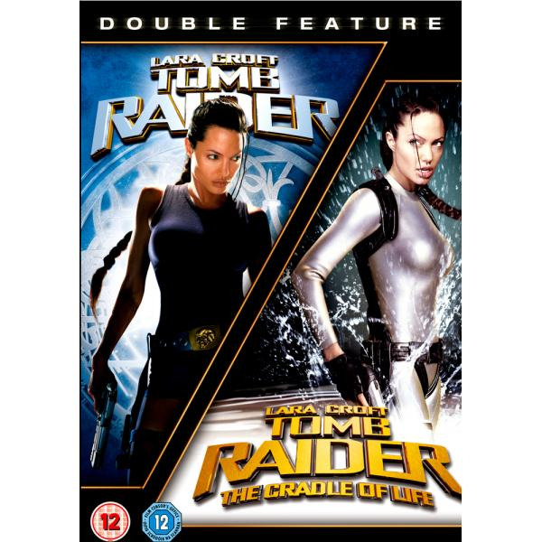 Lara Croft - Tomb Raider / Lara Croft - Tomb Raider 2 - The Cradle Of Life DVD