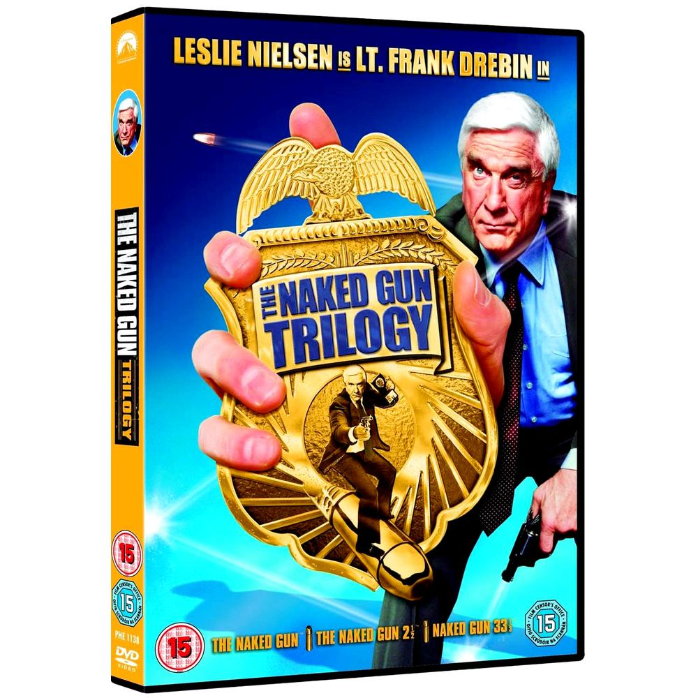 The Naked Gun / The Naked Gun 2.5 The Smell Of Fear / The