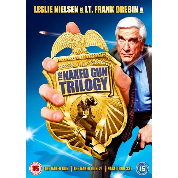 The Naked Gun / The Naked Gun 2.5 The Smell Of Fear / The Naked Gun 33.3 The Final Insult DVD