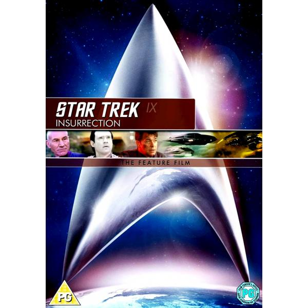 Star Trek - Insurrection DVD
