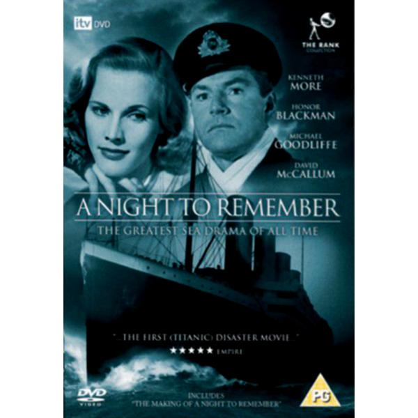 A Night To Remember DVD