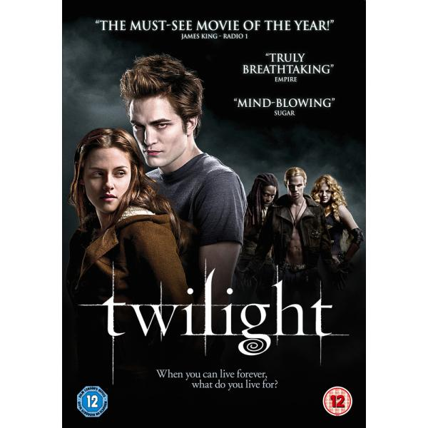 The Twilight Saga - Twilight DVD