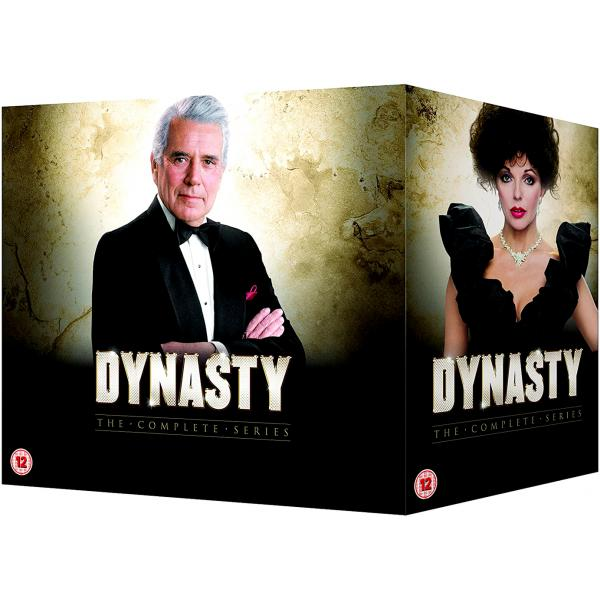 Dynasty Seasons 1 to 9 Complete Collection DVD