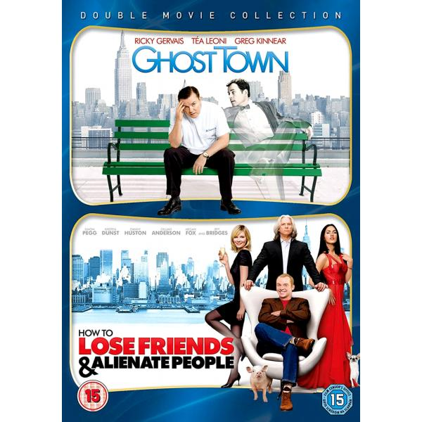 How To Lose Friends And Alienate People / Ghost Town DVD